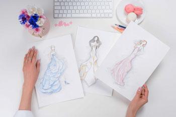 Die Mappe Alle Infos Zur Kreativmappe Fürs Mode Studium